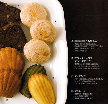 焼き菓子コレクション1