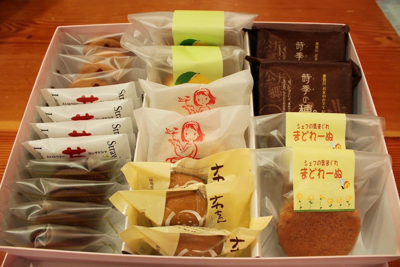 焼き菓子ギフト3000円